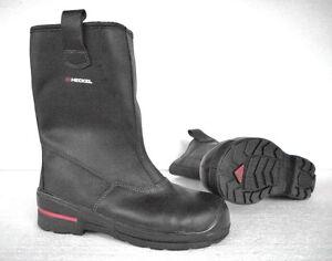 Heckel Arbeitsschuhe Sicherheitsschuhe Stiefel S3 Gr. 38 B-Ware Neu