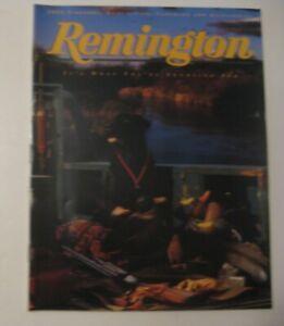 IngéNieux Nouveau Stock Ancien Vintage 1992 Remington Gun + + Catalogue ~ Voir Tous Nos Gun Shooting Catalogues-afficher Le Titre D'origine