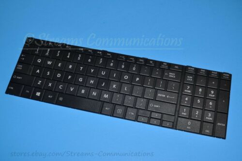 TOSHIBA Satellite C55Dt-A5305 C55Dt-A5306 C55Dt-A5307 C55-A Laptop Keyboard