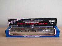 Eagle Squad Jet Fighters Tootsietoy 1701vintage 1988hard To Find In Box
