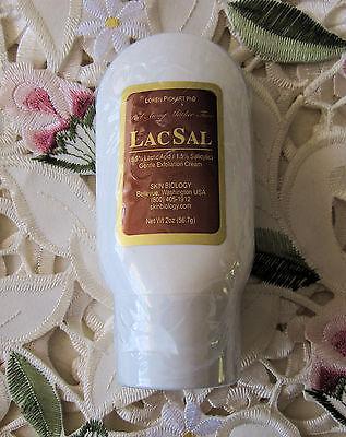 ~SKIN BIOLOGY~LacSal~GENTLE EXFOLIATING CREAM~ 4 oz (Lactic/Salicylic Acid)*NEW*