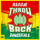 Mos Throwback Reggae Dancehall - Ministry of Sound 3cd