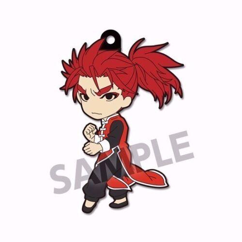 Hobby Stock Pikuriru Fate//EXTELLA Trading Strap Rubber Charm Assassin Li Shuwen
