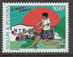 WALLIS & FUTUNA 1998 CRICKET 1v MNH