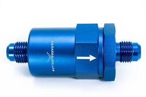 Prefilter/Niederdruckfilter Dash 06 Blue - AN6 JIC6