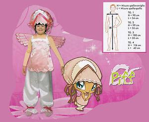 promozione Liquidazione del 60% l'ultimo Costume di carnevale Winx Pixie Piff Giochi Preziosi | eBay