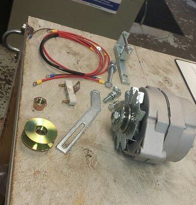 Alternator Conversion Kit Massey Ferguson TO30 TO35 EBay