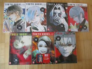KAZE NEUWARE Deutsch Tokyo Ghoul:re 12 Manga