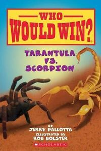 Tarantula vs. Scorpion [Who Would Win?]