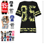 Ladies-Women-85-Varsity-T-shirt-American-Football-Baseball-Jersey-Top-Plus-Size thumbnail 1