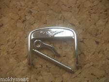 LONGINES ORIGINAL 16mm STAINLESS STEEL BUCKLE L649101655 NEW