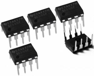 5-x-NE555P-DIP8-Single-Bipolar-Timer-IC-NE-555-Chip-Through-Hole
