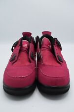 c130769e1772 Air Jordan 4 Retro Nike Valentine s Day Size 7y Voltage Cherry Pink Black  487724