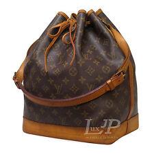Louis Vuitton Noe Mongoram Draw String Shoulder bag M42224 Authentic LV France