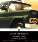 Travels with Charley in Search of America by John Steinbeck (CD-Audio)