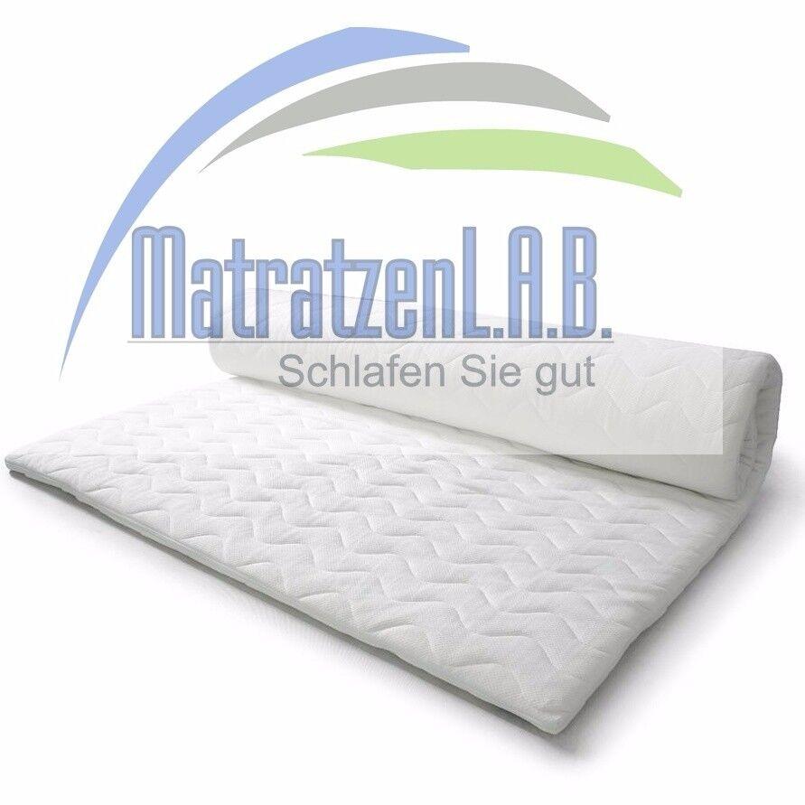 Matratze Matratze Matratze Auflage Kaltschaum 8cm Schaumstoff Platte Zuschnitt Bezug 17578e