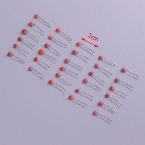 300pcs 30Values 2pf-0.1UF Ceramic Capacitor Assorted kit Assortment Set La