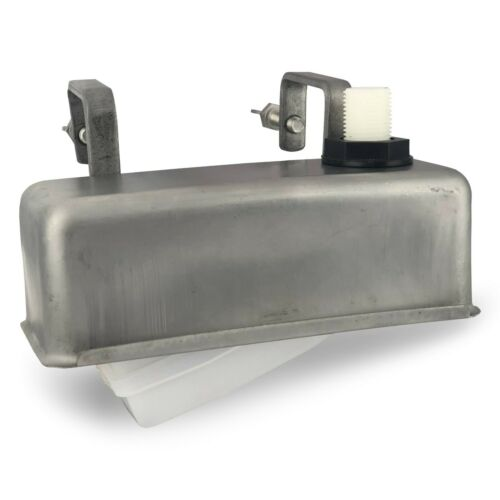 Einhänge-Schwimmerventil Ersatzventil Wassertrog Weidetränke Tränke Tränketrog