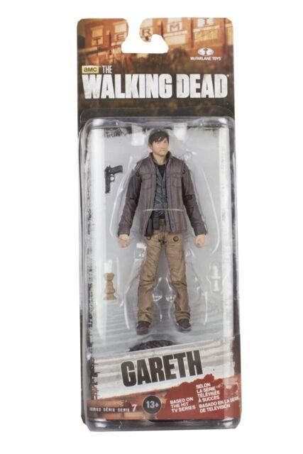The Walking Dead Gareth Andrew J.West action figure Mcfarlane