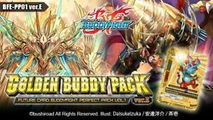 Future-Card-Buddyfight-BFE-PP01-Golden-Buddy-Pack-Booster-Box
