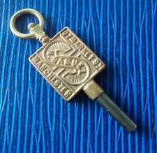 Advertising Pocket Watch Key - H. Samuel 97 Market Street Manchester