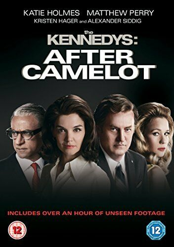 The Kennedys: After Camelot (Decline and Fall) [DVD] [2017][Region 2]