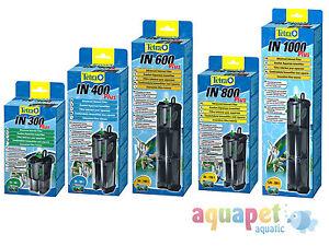 Filtre interne avancé Tetra Tec In300 In400 In600 In800 In1000