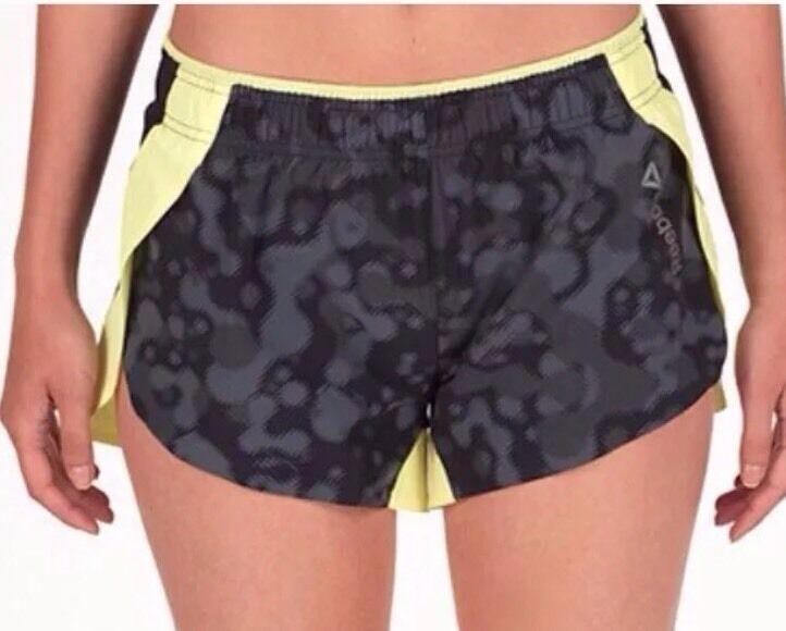 Women's Reebok Spartan Mud Crossfit Shorts Cordura Tough Mudder XS