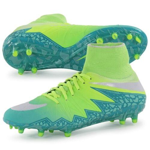 ef0d1db0987f6 Nike Women's Hypervenom Phantom II FG Soccer Shoes - Size 12 for sale  online | eBay
