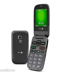 Doro-Phone-Easy-621-Unlocked-Big-Button-Clamshell-Camera-3G-Mobile-Phone