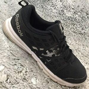 Speed Rise Athletic Running Shoe Black