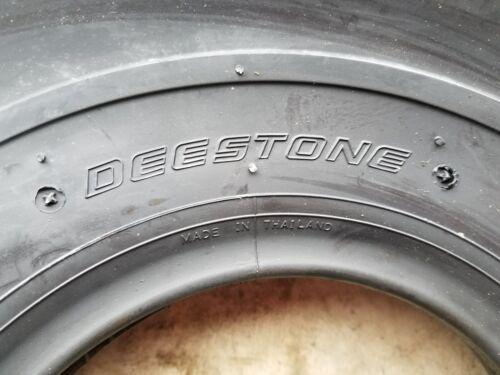 2-3.50-8 4P Deestone Tri Rib F-2 DS5102 Front Tractor Farm Tire Tires