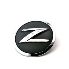 """OEM Nissan 63890-CD10A 03-08 350Z Z33 Side Black /""""Z/"""" Emblem Badge Genuine Part"""