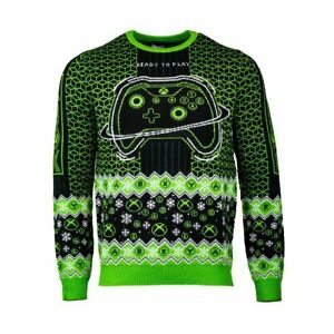 Numskull Xbox Ready To Play Christmas / Ugly Sweater Large NEW