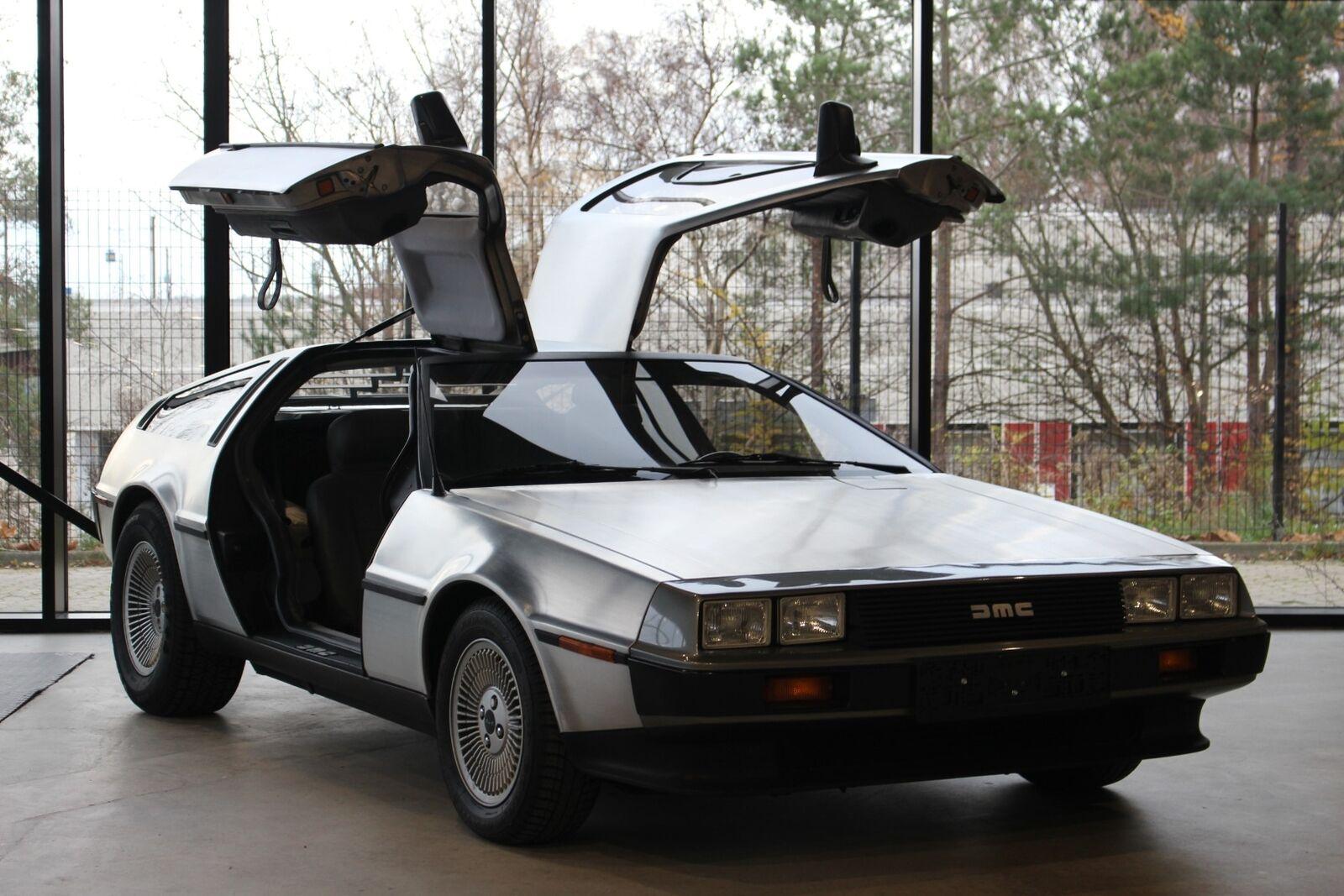 DeLorean DMC 2,8 V6 Coupé 2d
