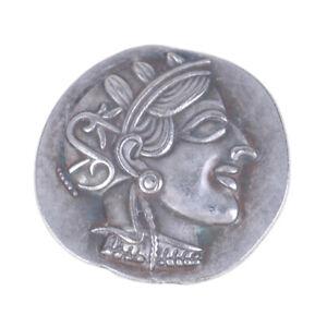 Grece-antique-Grece-grecque-hibou-Pieces-de-monnaie-Collection-de-pieces-monnaie