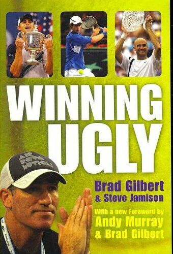 1 of 1 - Winning Ugly by Brad Gilbert, Steve Jamison (Paperback, 2007)