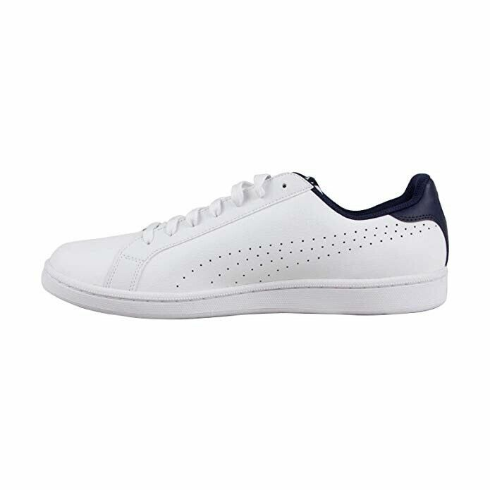 Puma Unisex Adultos Smash Perf Low-Top zapatillas 10.5 Reino Unido