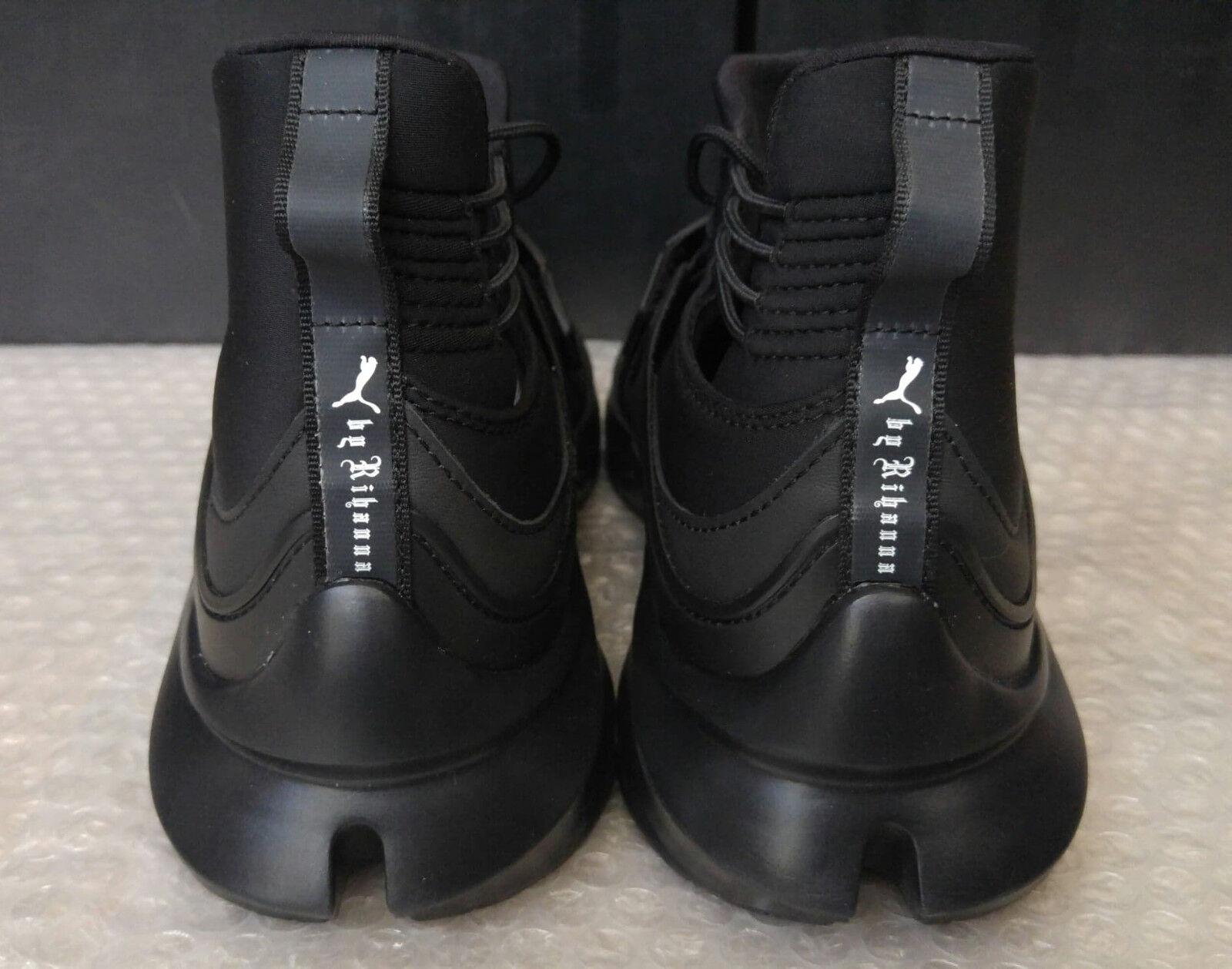 Puma by Rihanna women's black high top sneakers size size size 4UK 3d9697