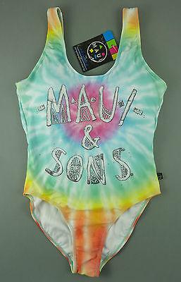 Maui & Sons Damen Badeanzug Push Up Bademode Schwimmanzug 32 34 36 38 Primark Rabatte Verkauf