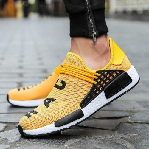 Men Breathable Sneakers Running Trainers Casual Jogging Walking Breathable Shoes