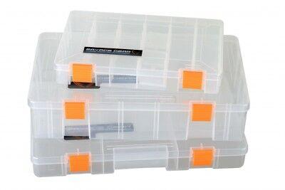Savage Gear Lure Box Nr.7-12 nach Wahl Tacklebox Gummi Wobbler Köder Fisch