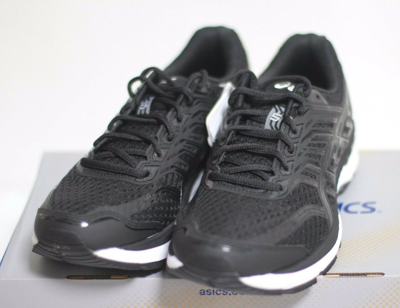 ASICS 2017 New Men's GT-2000 5 Road Running Shoes Black Color - Authentic