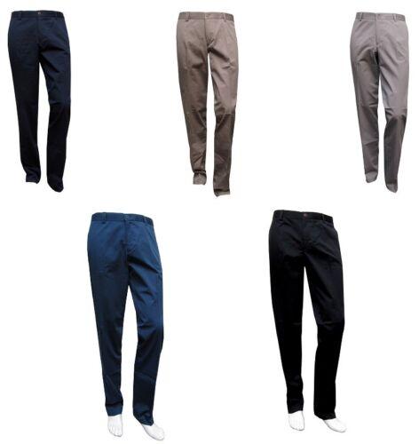 Uomo Pantaloni Chino Regular Fit