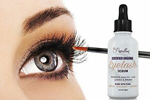 d7b402354ee Image is loading Natural-Eyelash-Growth-Serum-With-Organic-Oils-Promotes-
