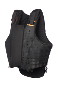 Airowear Airmesh2 Side Adjustment Horse Riding Body Protector Black