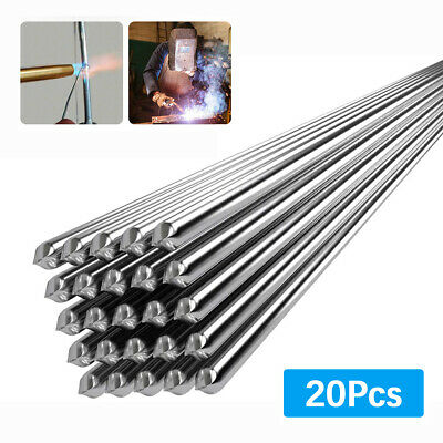 50PCS Aluminum Solution Flux-Cored Welding Rods Wire Brazing Rod 1.6MM 50CM