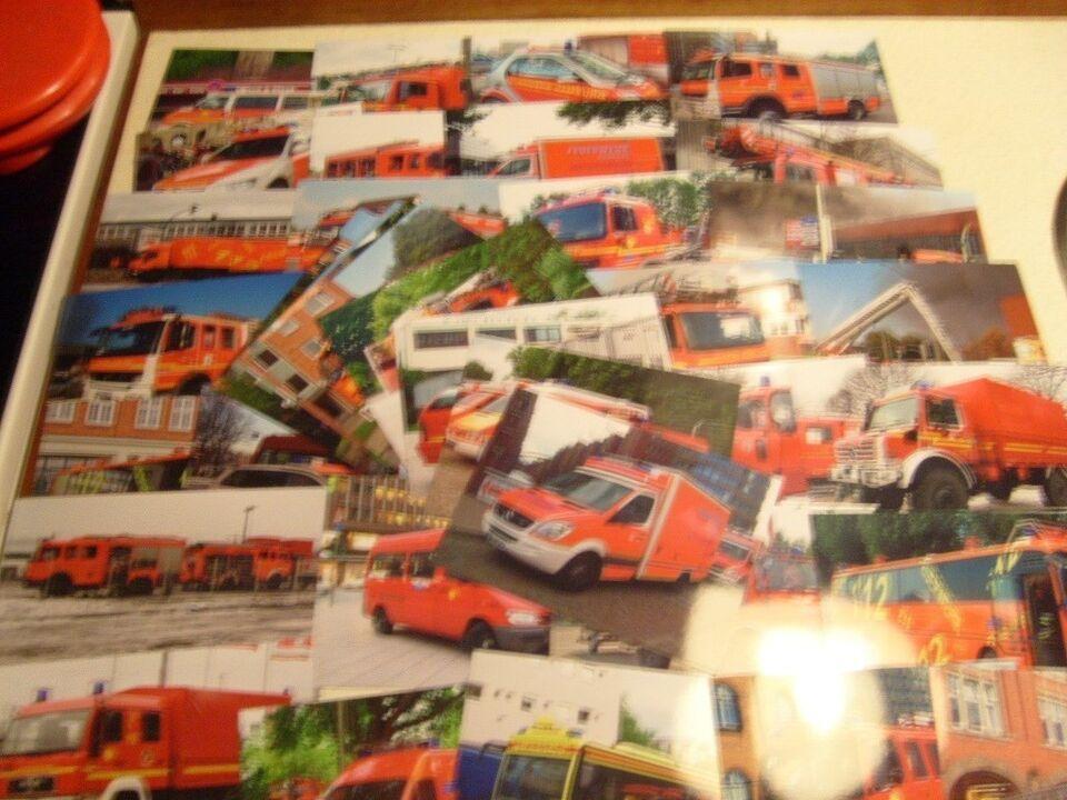 Foto, Brand og redning