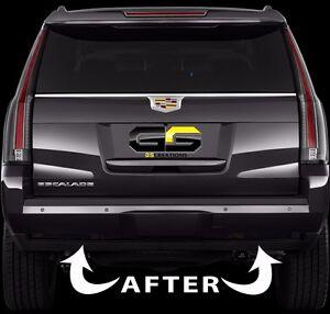 2013 Cadillac Ats For Sale >> 2015 - 2019 Cadillac Escalade Rear Bumper Reflector ...
