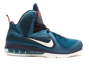 a12654874b27 Nike LeBron 9 IX Abyss Griffey Swingman Size 12. 469764-300 Kyrie ...